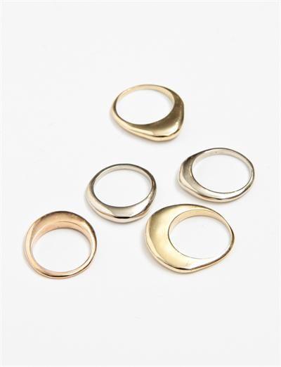 samma | ez stacking rings