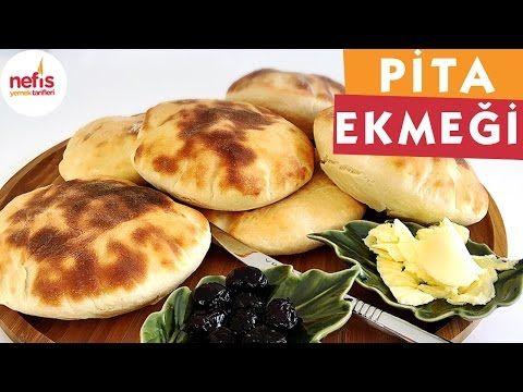 Pita Ekmeği (Gobit) Videosu - Nefis Yemek Tarifleri