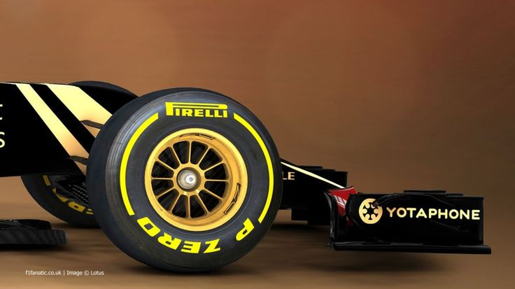 Lotus E23 front wing endplate rendering, 2015 Lotus reveal first images of new E23 Hybrid 2015 F1 season