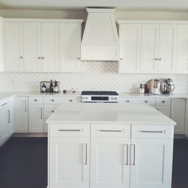 The Granite Gurus Whiteout Wednesday 5 White Kitchens: Whiteout Wednesday: 5 White