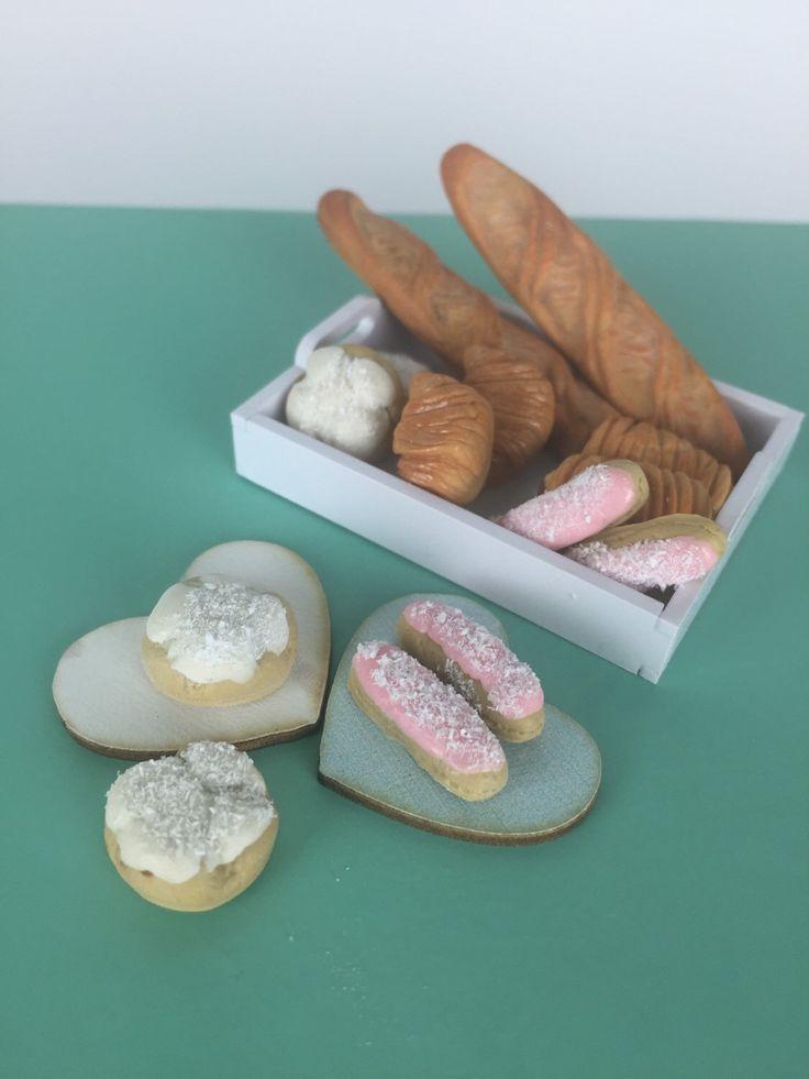Bakery pack 1 by PetiteBoulangerieAU on Etsy https://www.etsy.com/listing/233376006/bakery-pack-1