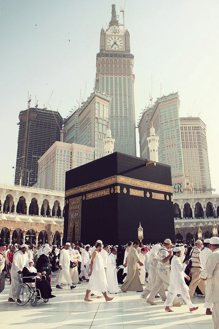 Haji-the muslim pilgrimage to mecca that takes place in the last month of the year.