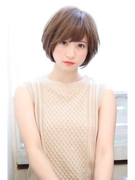 Rubble (Lovll) 【Lovll】 ☆ Fluffy Natural Short Bob ☆