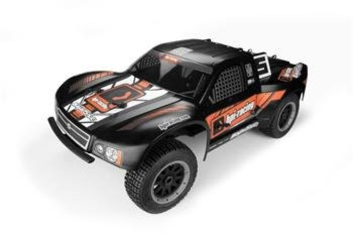 Cheap 1/5 Scale Gas RC Truck | HPI Racing 109964 RTR Baja 5SC Truck with 2.4Ghz