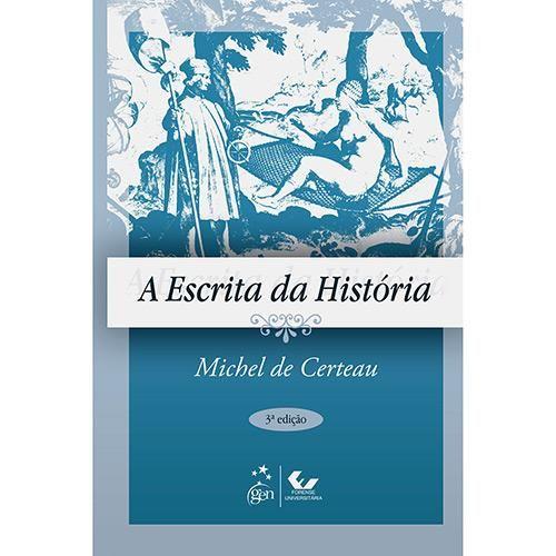 Livro - A Escrita da História