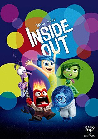 Risultati immagini per dvd inside out