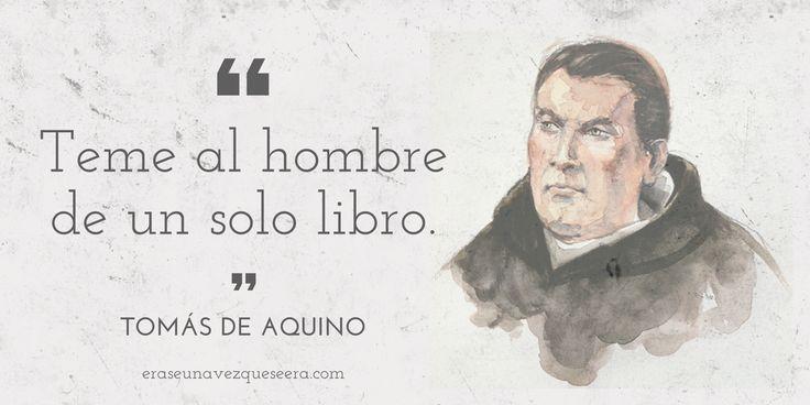 Tomás de Aquino www.eraseunavezqueseera.com