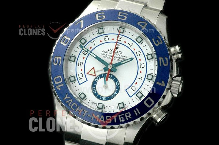 RYM2-2002 JF Yacthmaster II (42mm) SS/SS White Asia 7750. Buy now at http://www.pf-818.com/rym2-2002-yacthmaster-ii-42mm-ss-ss-white-asia-7750.html