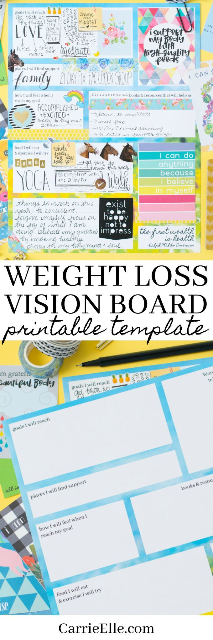 vision weight loss management