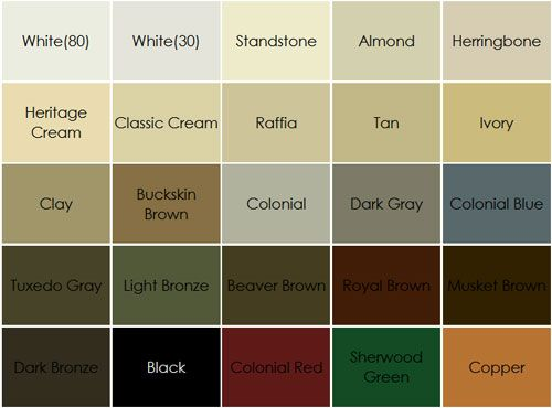 17 Best Images About Color Selector On Pinterest Facades