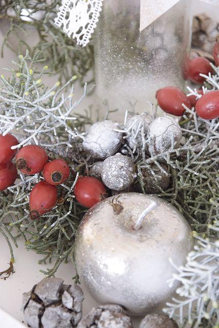 Basteln weihnachtslichter weihnachten  114 besten Weihnachten: Adventsdeko Bilder auf Pinterest ...