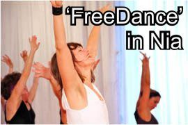 Unlike the structure of what many people imagine as 'dance', FreeDance is rooted in freedom, providing you with a way to play with movement, music and emotion. http://www.bodyandmind.co.za/info_pages.php?step=info_page&id=2395