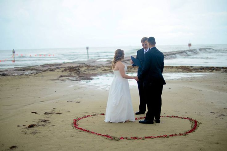 17 Best Images About Galveston Wedding Planner On