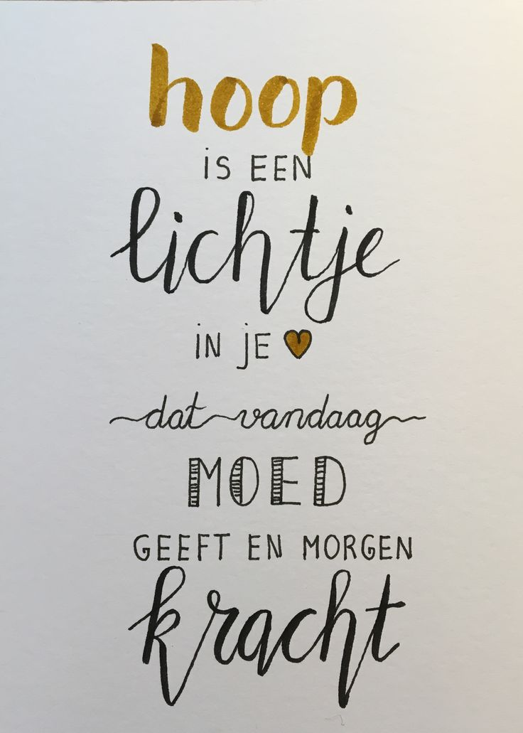 Citaten Ziekte : Best images about handletteren kaarten on pinterest