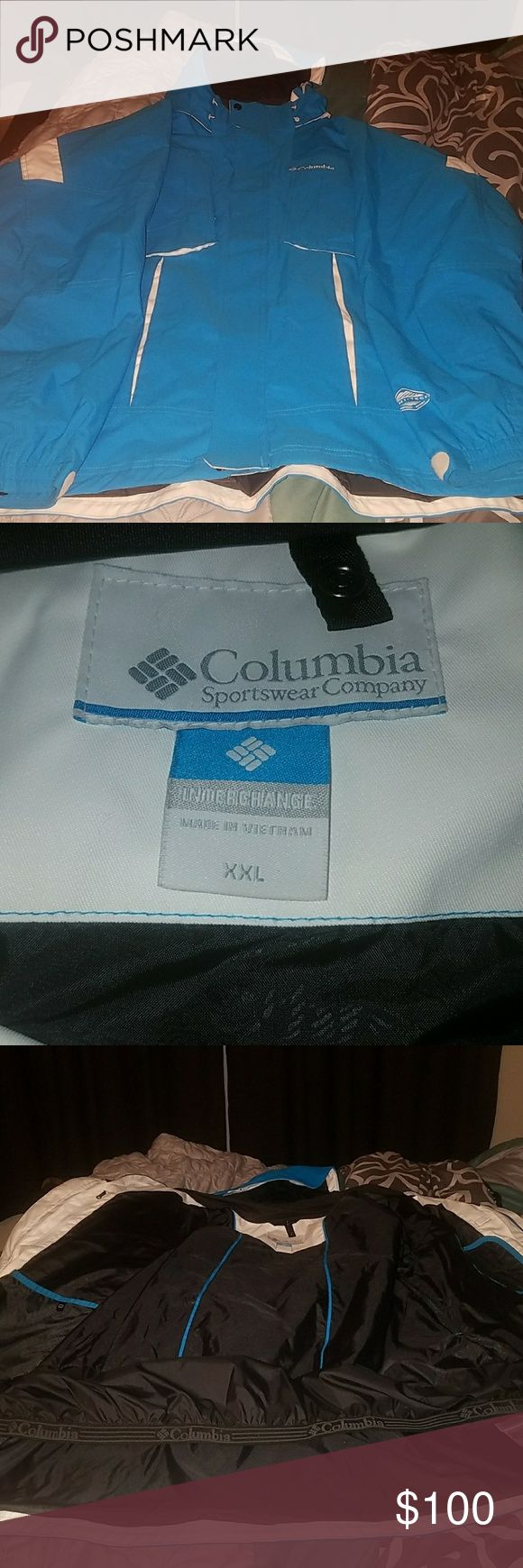 Columbia Men's Jacket In great condition men's ski jacket great for the wimter Columbia Jackets & Coats Ski & Snowboard