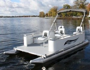 46 best images about Mini pontoon boats on Pinterest