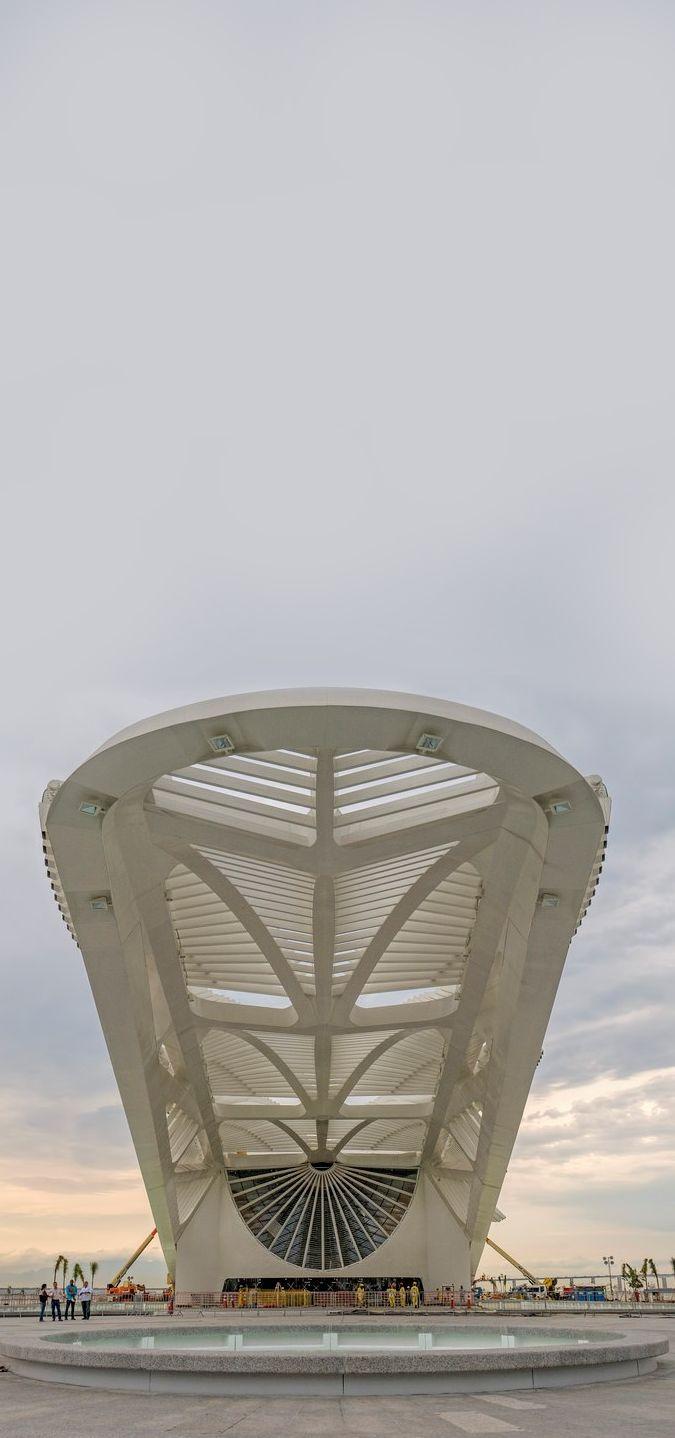 Museu do Futuro ~ Rio de Janeiro.