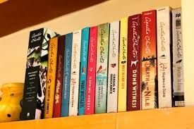 Image result for agatha christie books