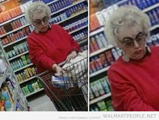 People of Walmart Part 20 - Pics 17 - http://walmartpeople.net/people-of-walmart-part-20/people-of-walmart-part-20-pics-17/