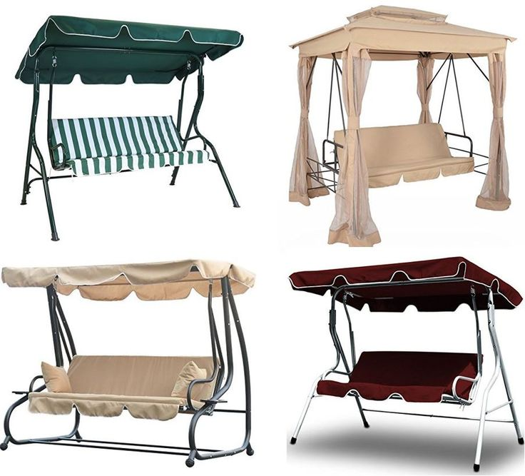 Porch Swings for sale in the UK, all under £300 - great bargains included