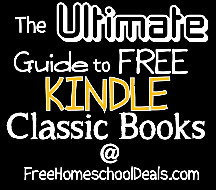 The Ultimate Guide to Free Kindle Classic Books