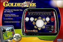 Radica 2006 Golden Tee Golf Home Edition TV Game Systems New NIB #Radica