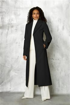 Images of Long Womens Coats - Reikian