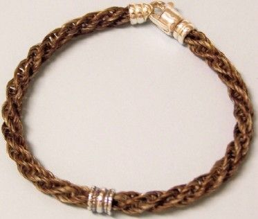 @ Shannon H. How to Make Horse Hair Jewelry and Accessories