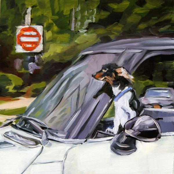 Freedom Rider in a Mini! from Nancy Spielman