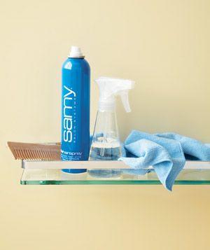 How Do I Clean Hair Spray Residue Off My Walls Fyi