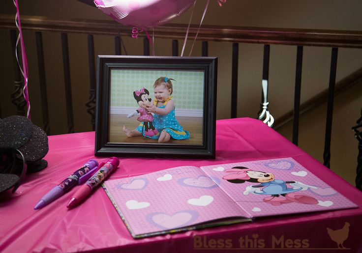 really cute idea. Have a story book for the guests to write in...their hopes for the child, etc.