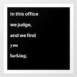#office #poster #typography #funny #work #worklife #boss #decor #wallart