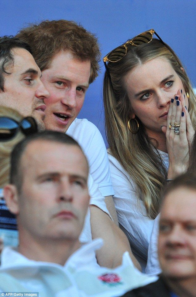 Prince Harry's most recent girlfriend was Cressida Bonas, with whom he had an on/off relationship between 2012 and 2014 after being introduced by his cousin, Prince Eugenie