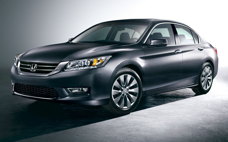 2013 Honda Accord Officially Uncovered! 2013 Accord Photo Gallery Inside - WOT on Motor Trend