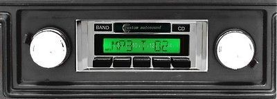 1970-1976 Pontiac Firebird AM/FM radio USA-230 Ipod Aux Custom Autosound