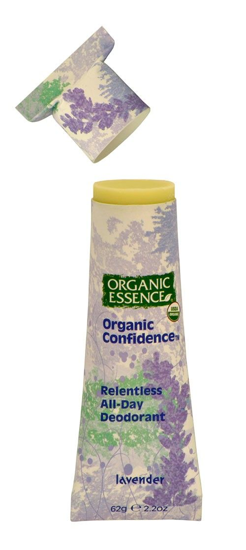 USDA Certified Organic   Organic Confidence™ shuts down odor causing bacteria with baking soda and organic coconut oil   Gentle for all skin types and perfect for everyday use   Indulge yourself with the highest quality on the planet