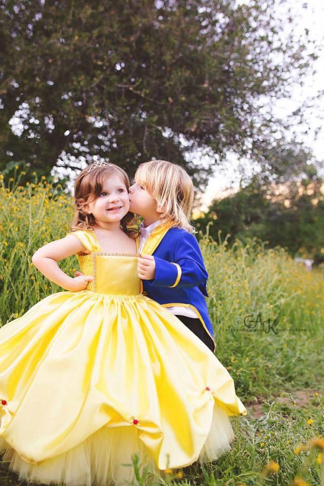 Belle tutu dress by SimiPrincessBoutique on Etsy https://www.etsy.com/listing/239933624/belle-tutu-dress