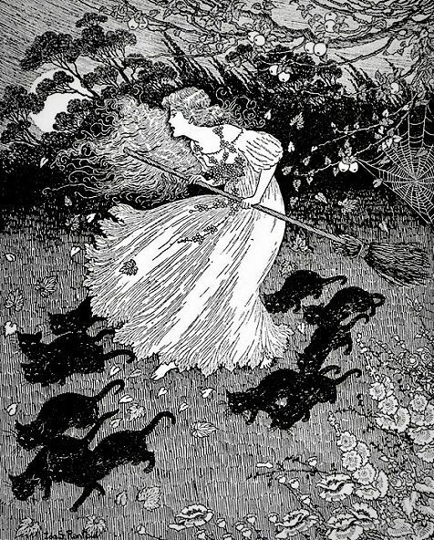 The Familiar Spirit: Companion to Witches | Witchery | Art, Witches