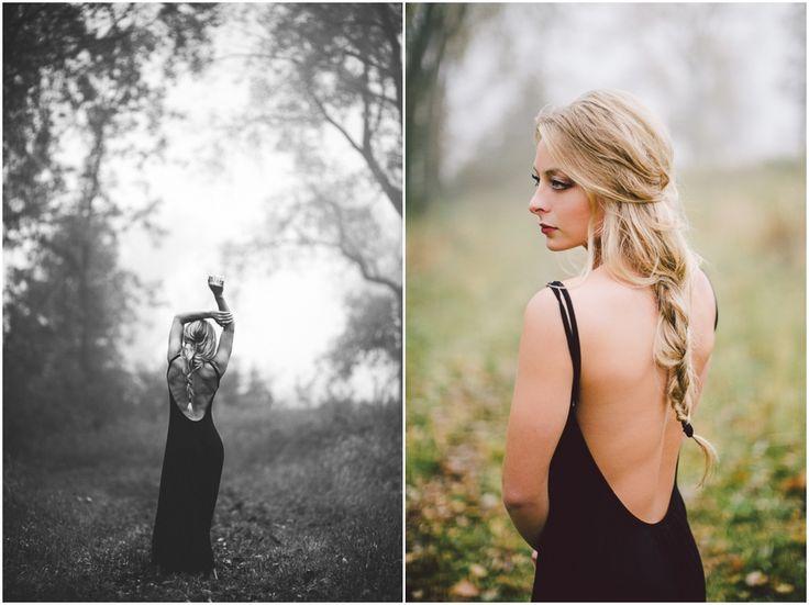 Janelle Elise Photography | Halloween Fog