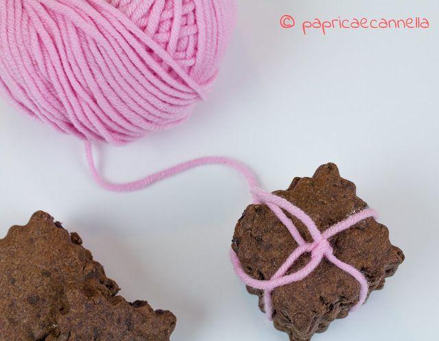 paprica e cannella BLOG: Biscotti di kamut al cioccolato con gocce