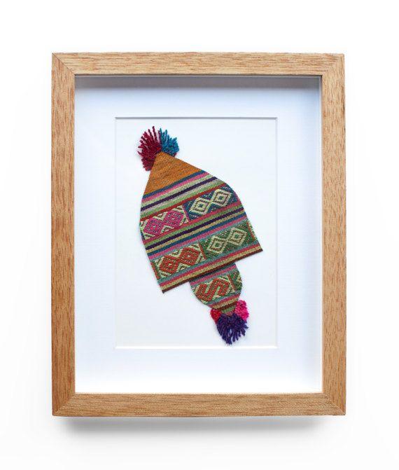 Peruvian Art Handmade frames