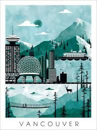 Image result for vancouver poster