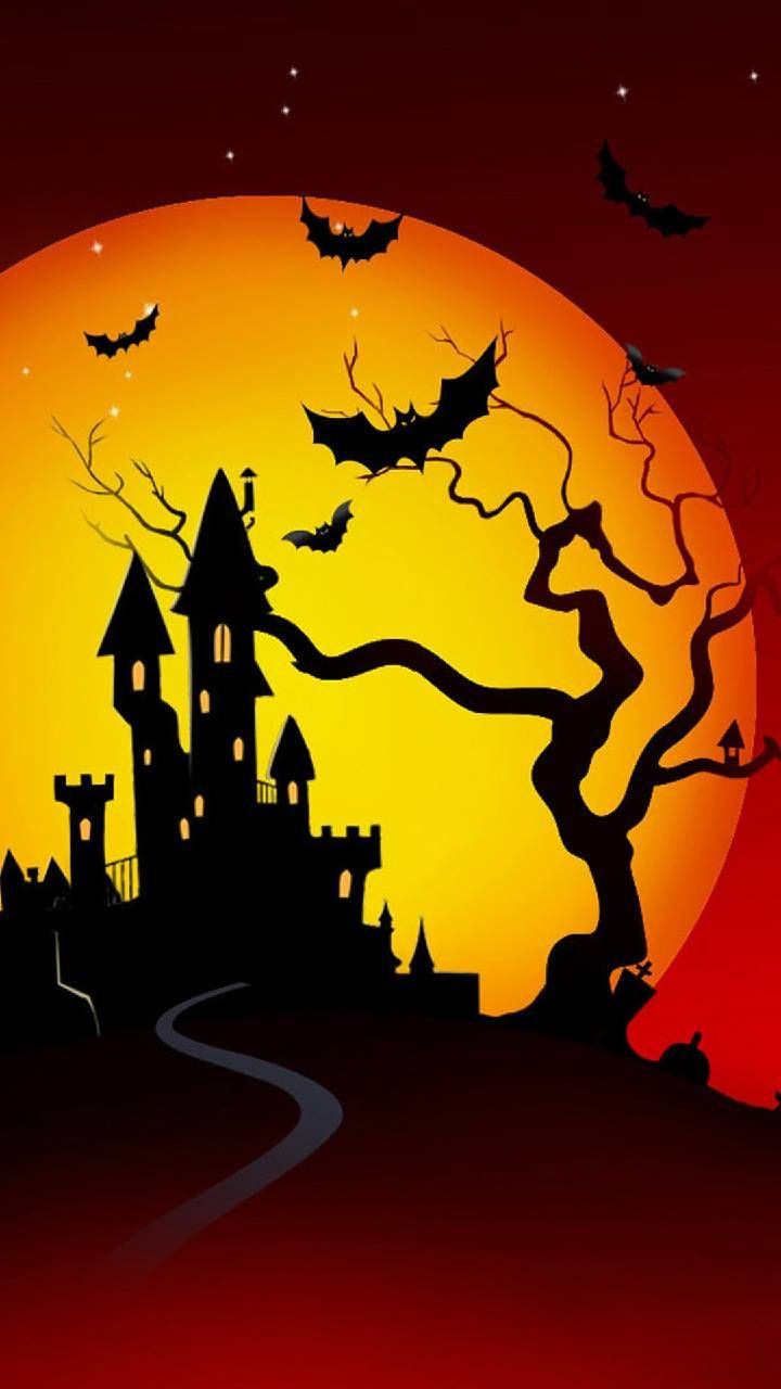 Download Halloween Wallpaper by sukoshiwolfgirl - 76 ...