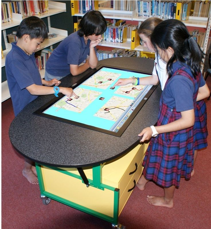 Sitech Systems' Touch Table