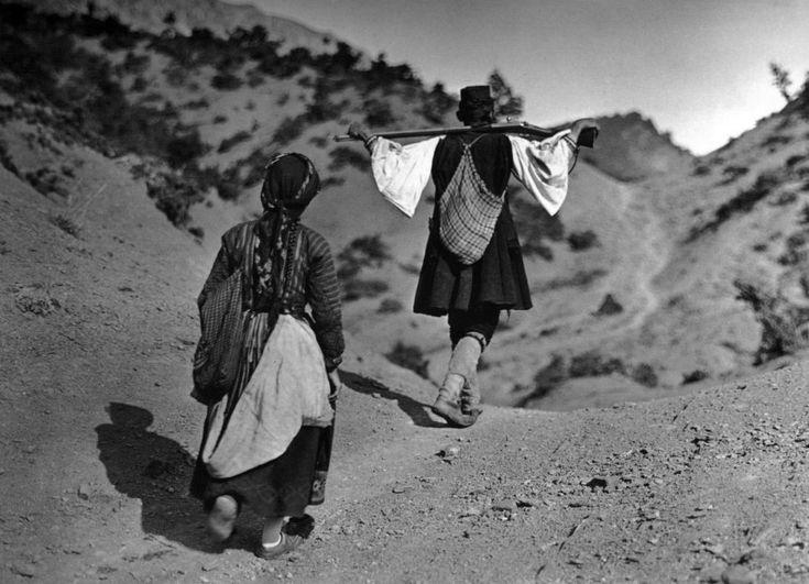 Καβαλάρι Ζαγορίου, παλικάρι, 1913