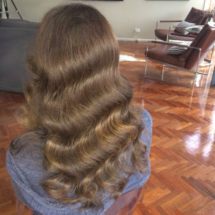 Waves. Hair inspiration