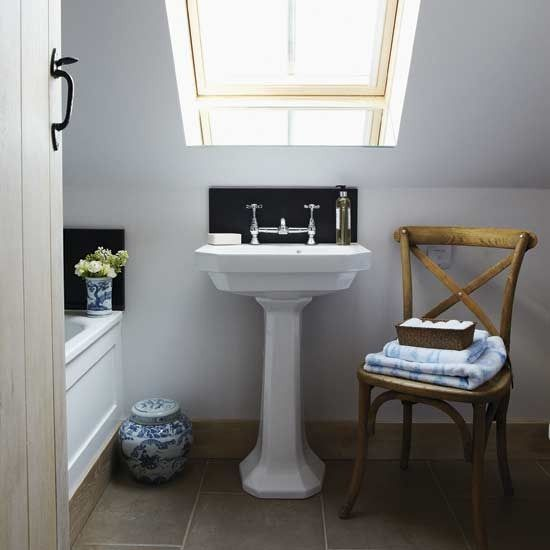 this is pretty much the size of my family bathroom (till the chair), without the velux window, just a teeny tiny one that is the size of a notebook. I want to put in that exact window to flood natural light into my otherwise gloomy bathroom