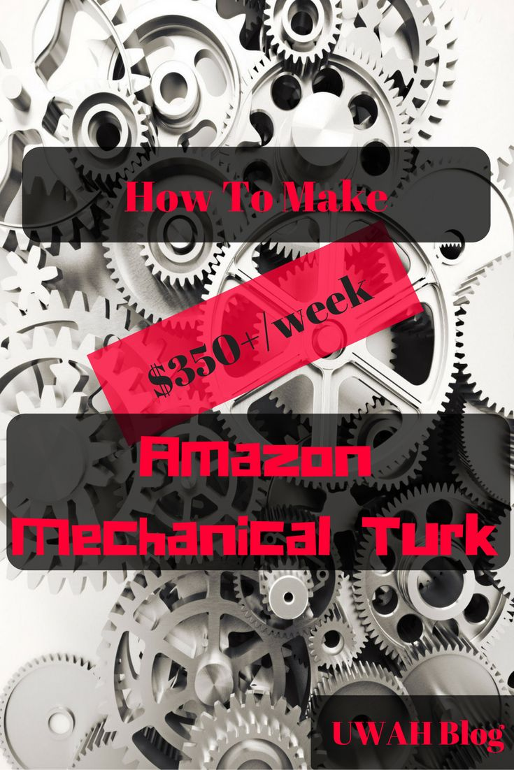 Is Amazon Mechanical Turk worth your time? Find out the tips and tricks on how to make $350+/week on Amazon mTurk.