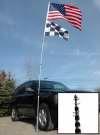 Portable Flag Pole#ultimate tailgate #fanatics