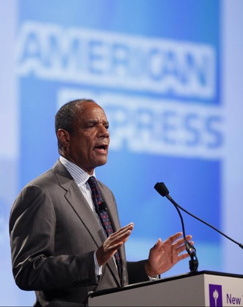 Kenneth Chenault - choose your top 3 to dos for the next day before you go to bed. What a leader!